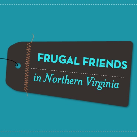 Frugal Friends Northern VA Button